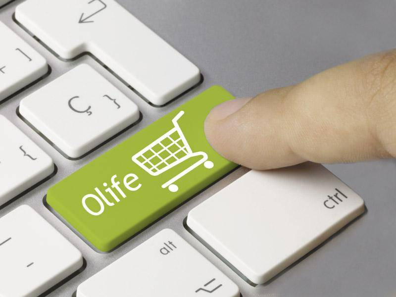 Come comprare Olife dal sito?